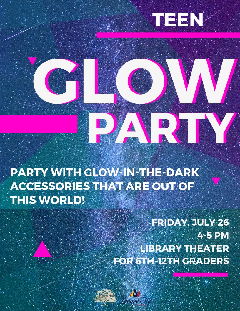 Galaxy Glow Party