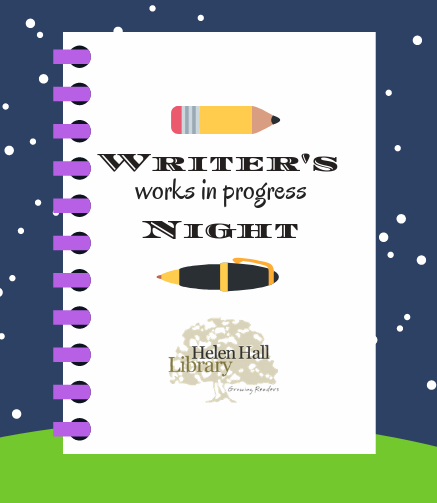Writers' Works-in-Progress Night