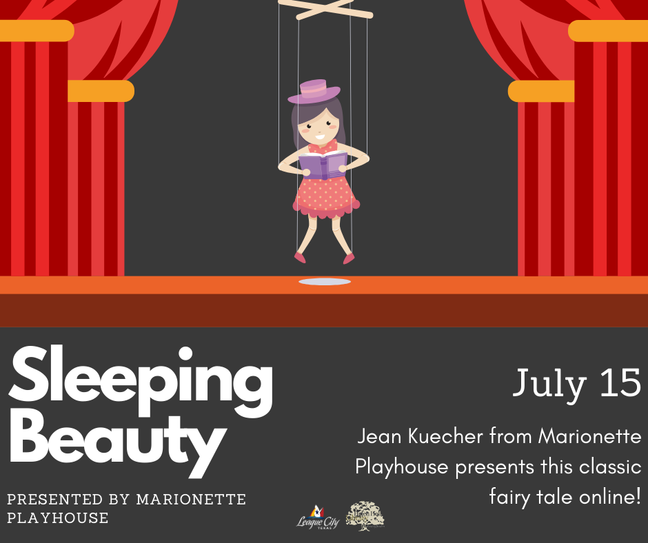 Online Marionette Playhouse- Sleeping Beauty and the Handsome Prince