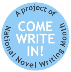 Come Write-In for National Novel Writing Month