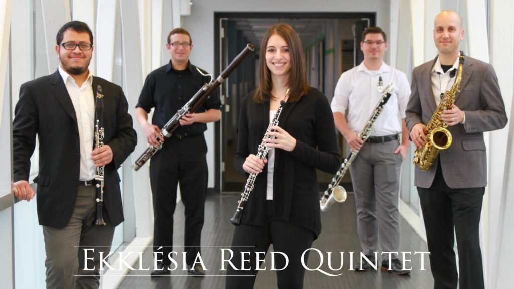 Music at Main: Ekklesia Reed Quintet