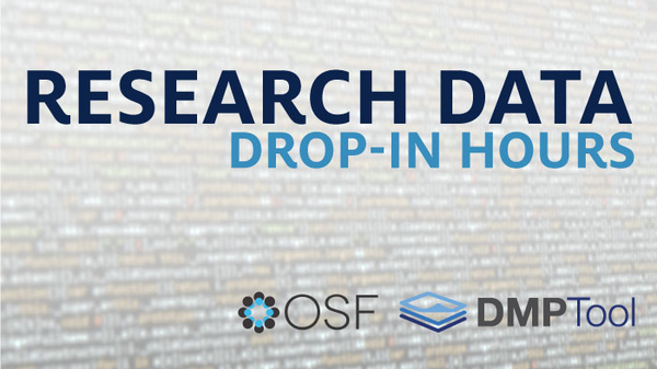 VIRTUAL: Drop-In: Research Data