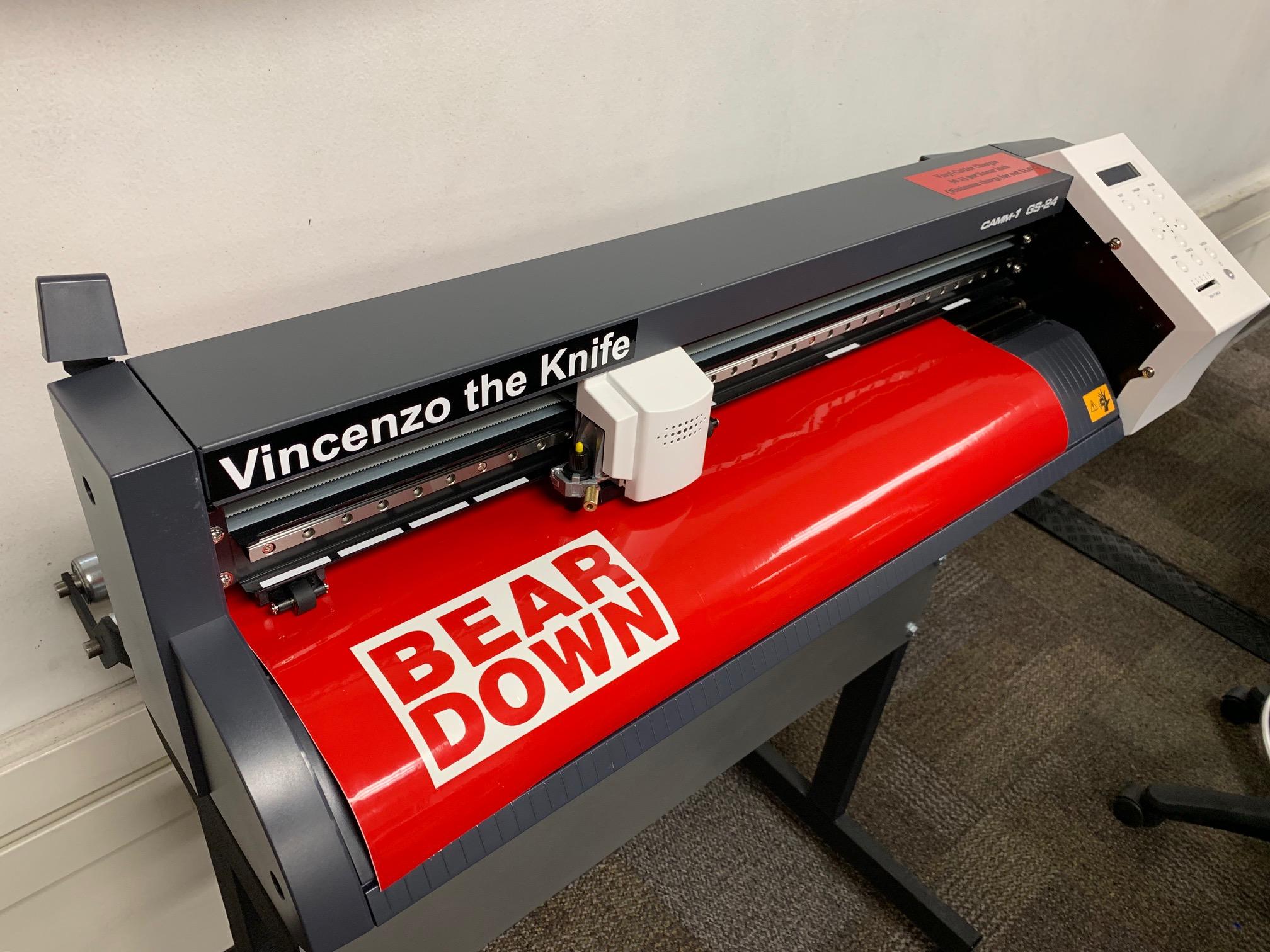 Vinyl Cutter Basics & Certification
