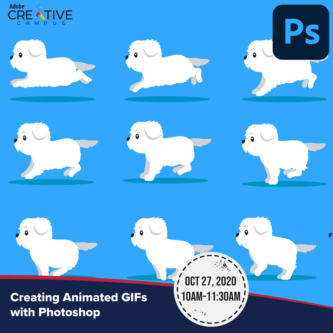 Creating Animated GIFs with Photoshop