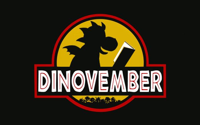 Dinovember at Lake Shore Library