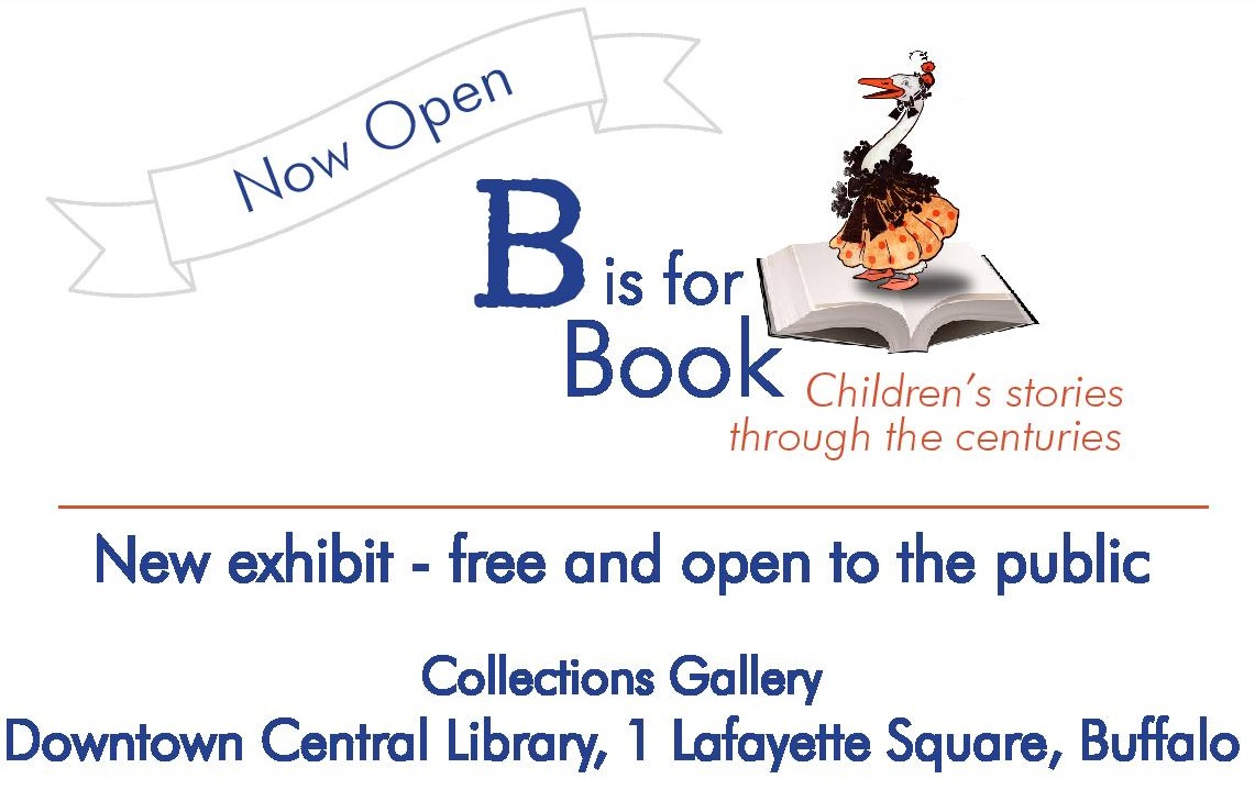 B is for Book: Children's Stories Through the Centuries