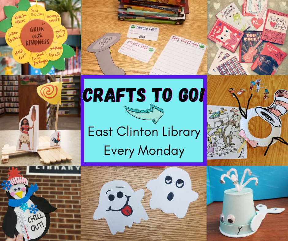 Crafts to Go!