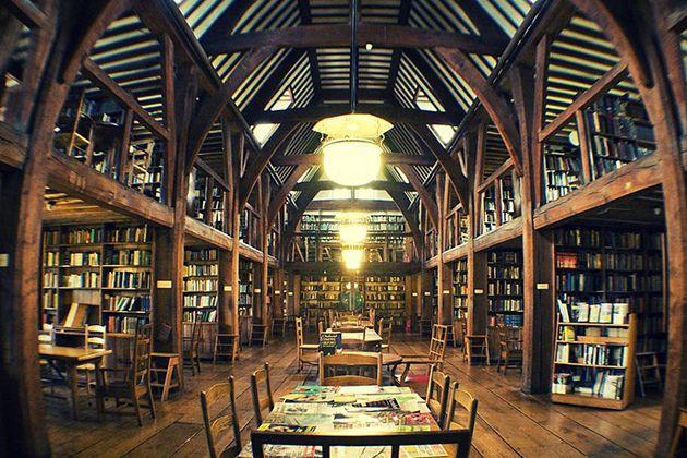 Escape the Library Escape Room