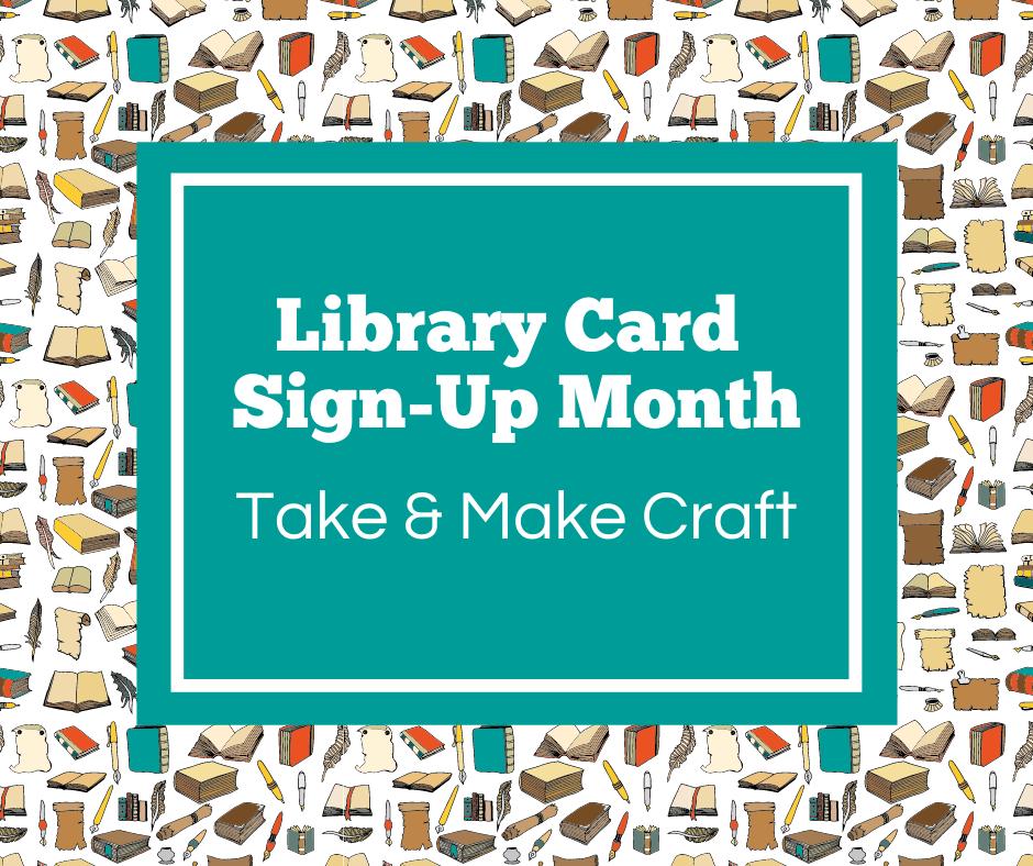 September Take & Make Craft