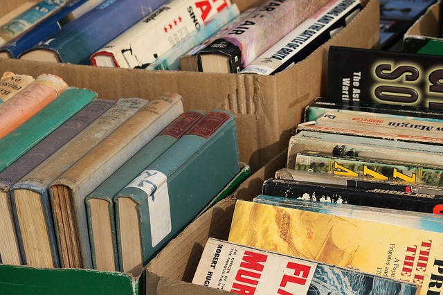 Clearfield Book Sale
