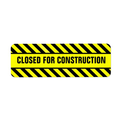 Library Closed for Construction