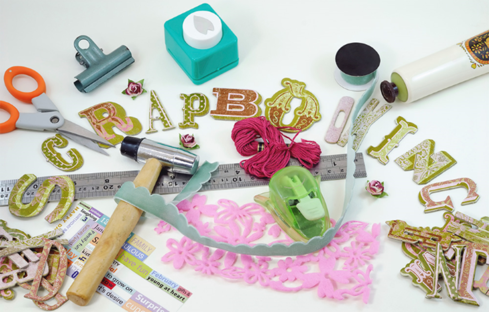 Scrapbooking Crop (Club)