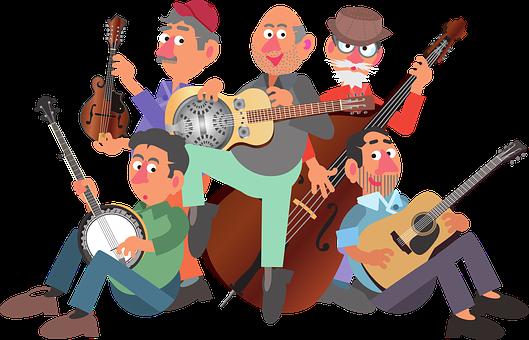 Eggertsville-Snyder Library Concert Series 2019---Bluegrass Jam Session