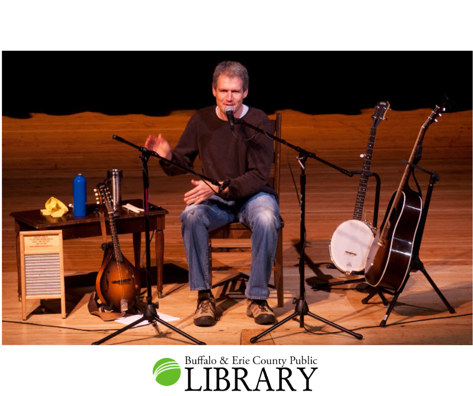 Songs and Stories of the Erie Canal with Dave Ruch