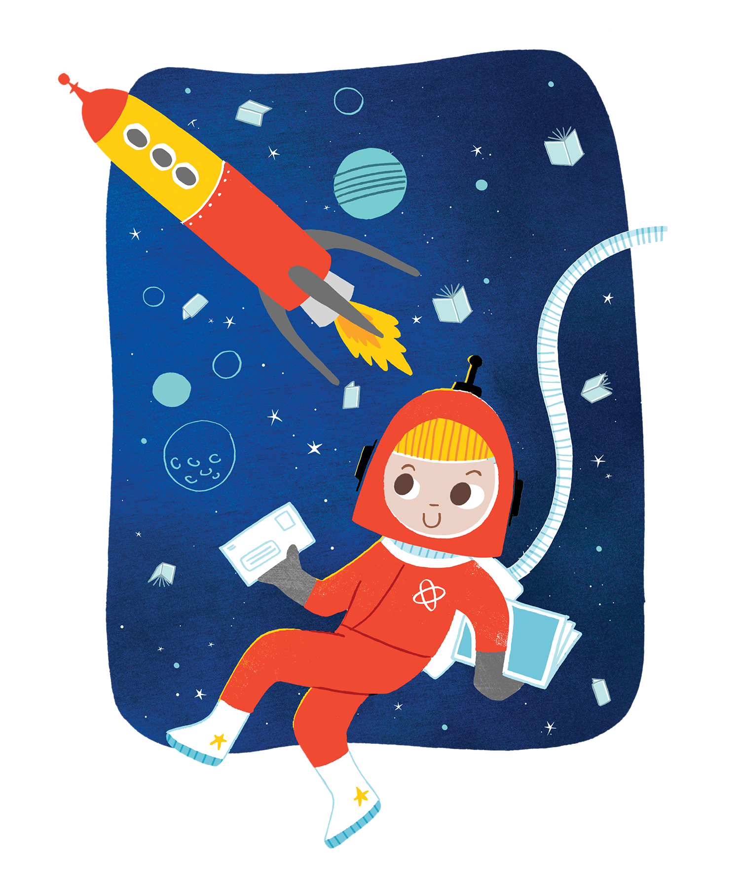 Kids Program: What Would You Do In Space?