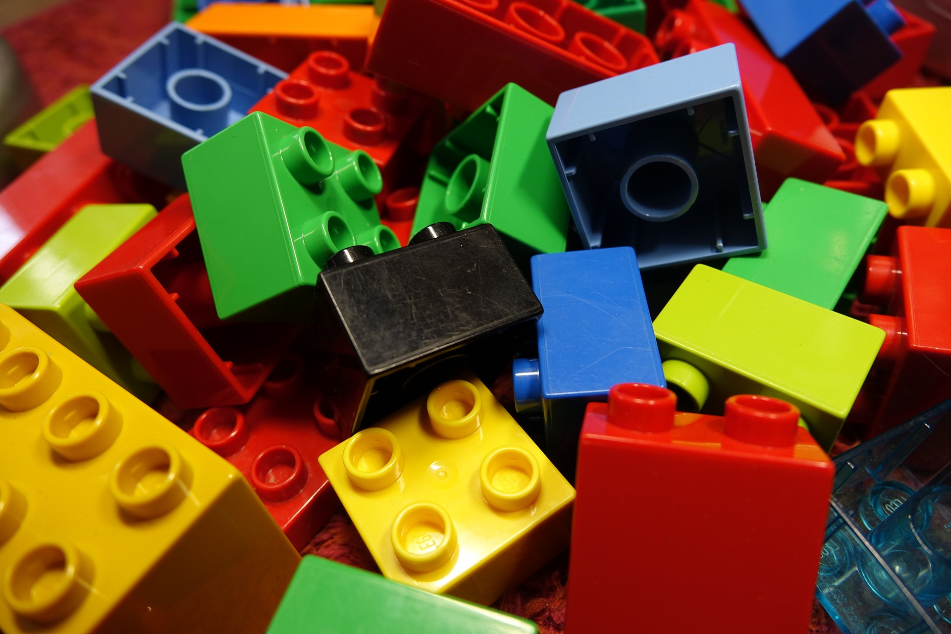 Drop - In Lego Time!