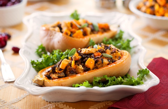 In Good Health: Plant Based Foods and Thanksgiving Feast