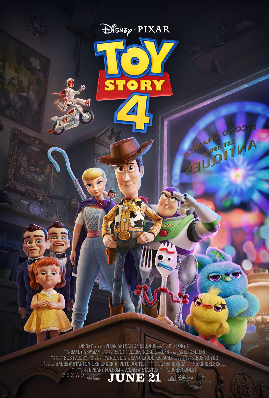 "Family Movie Matinee: ""Toy Story 4"""