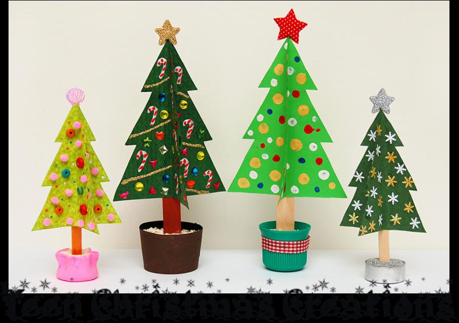 Teen Night: Christmas Creations!