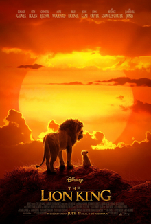 "Family Movie Matinee: ""The Lion King"""