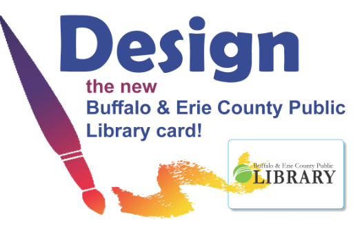 Library Card Design Contest