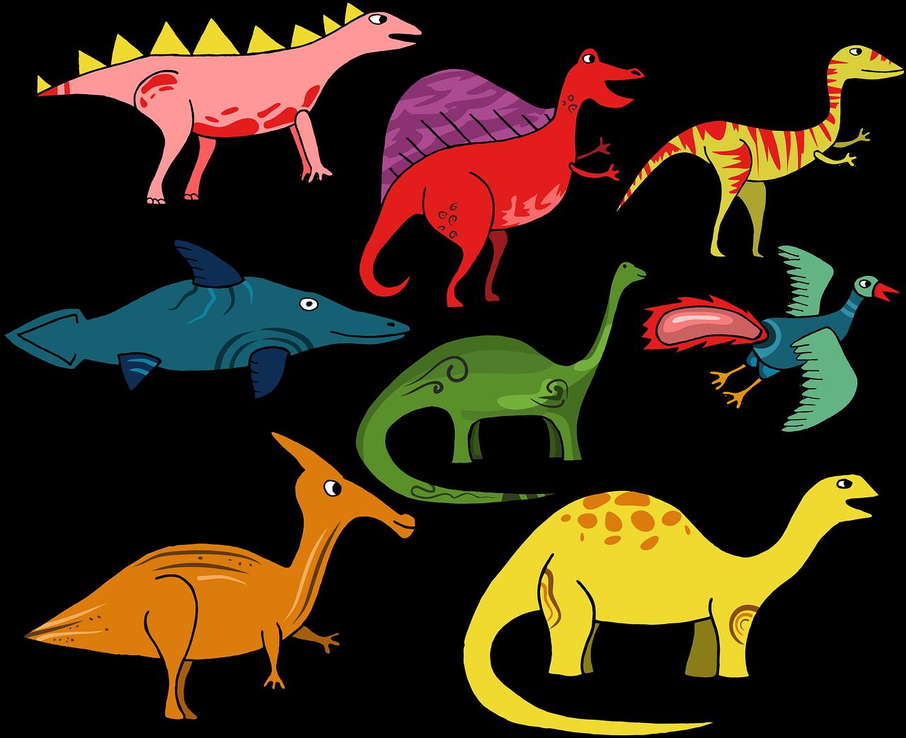 Dinovember Crafts!