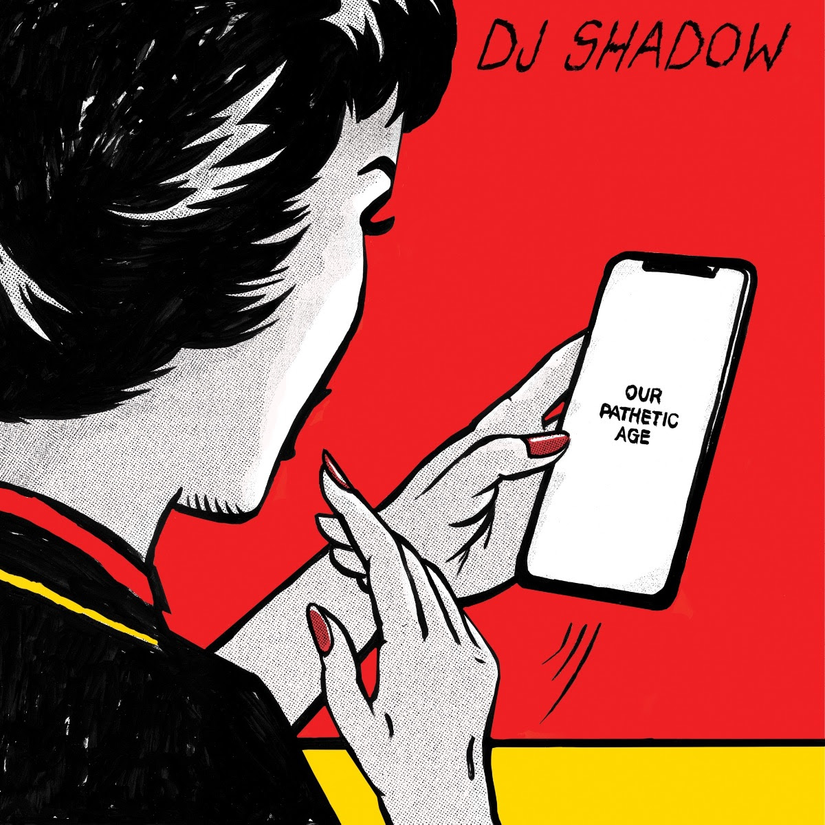 Listening Party: DJ Shadow's Our Pathetic Age
