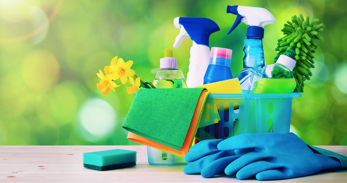 Virtual In Good Health: Spring Cleaning Edition