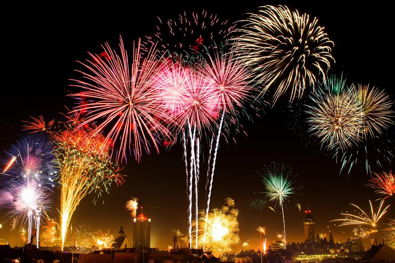 Noon Year's Eve Celebration