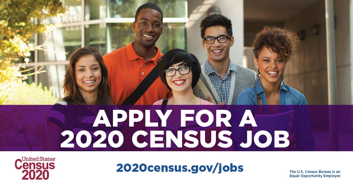 Census Jobs Information Table