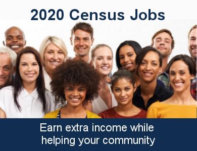 Census Jobs - Information