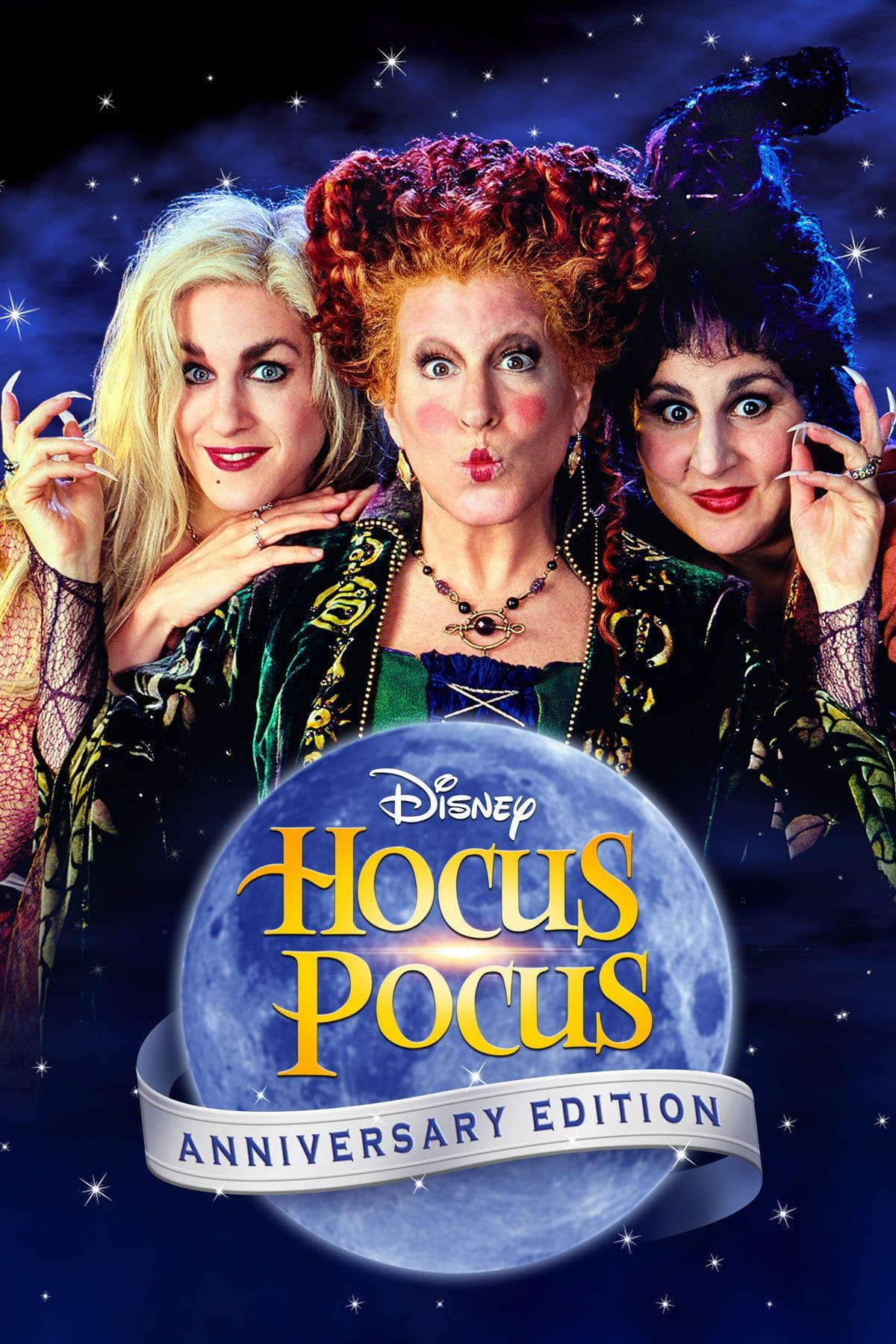 Thursday Movie Series: Hocus Pocus
