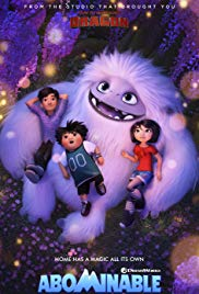 "Family Movie Matinee: ""Abominable"""