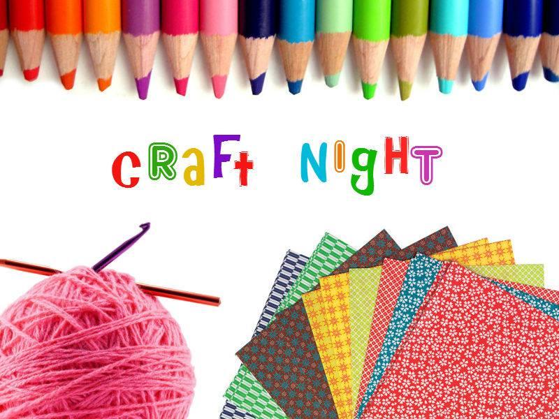 Knitting & Craft Night