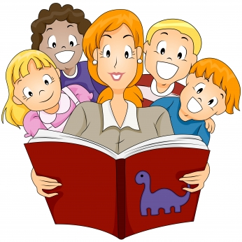Independent Preschool Story Time