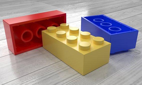 Drop-In Lego Club - Ages 5-12.