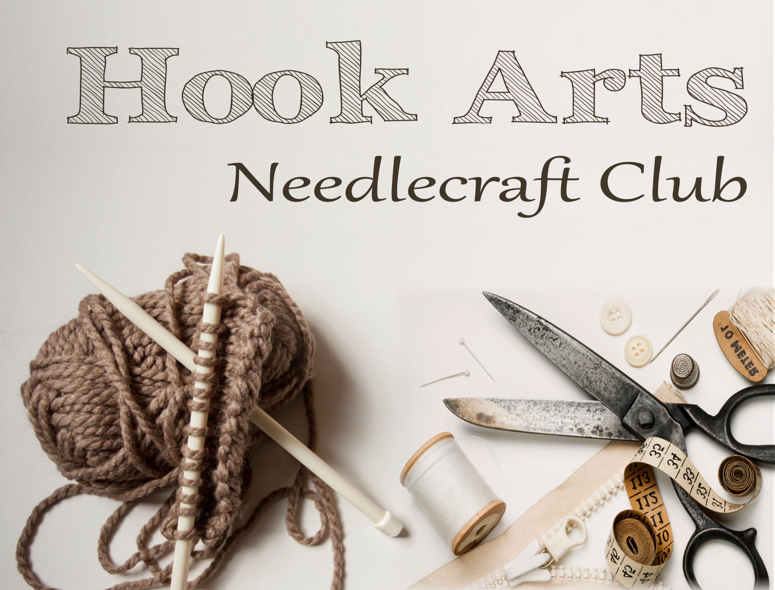 Hook Arts Needlecraft Club