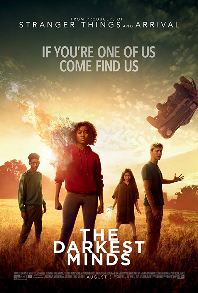 Action Packed Movies: The Darkest Minds