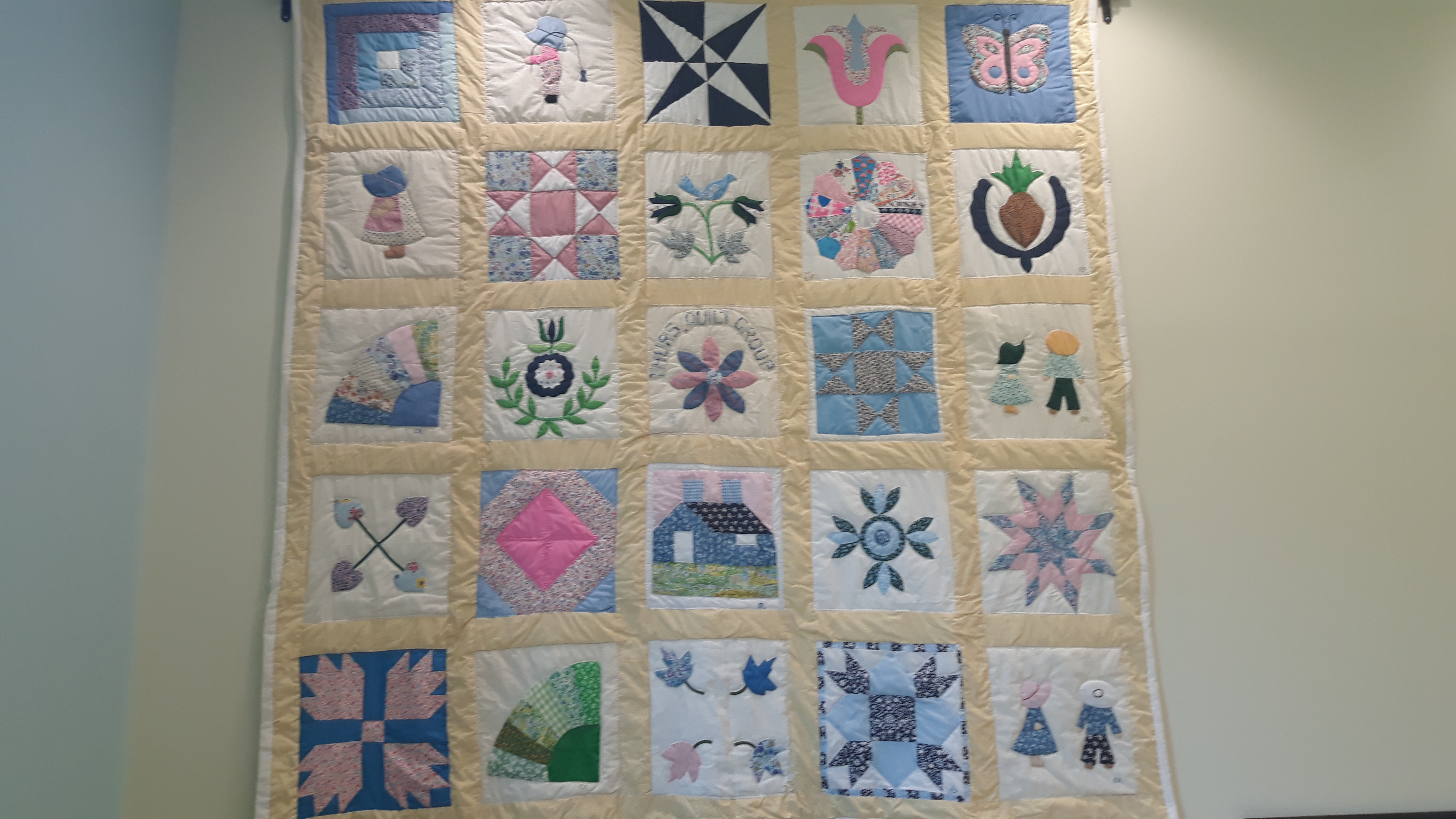 CANCELED - Quilt Club