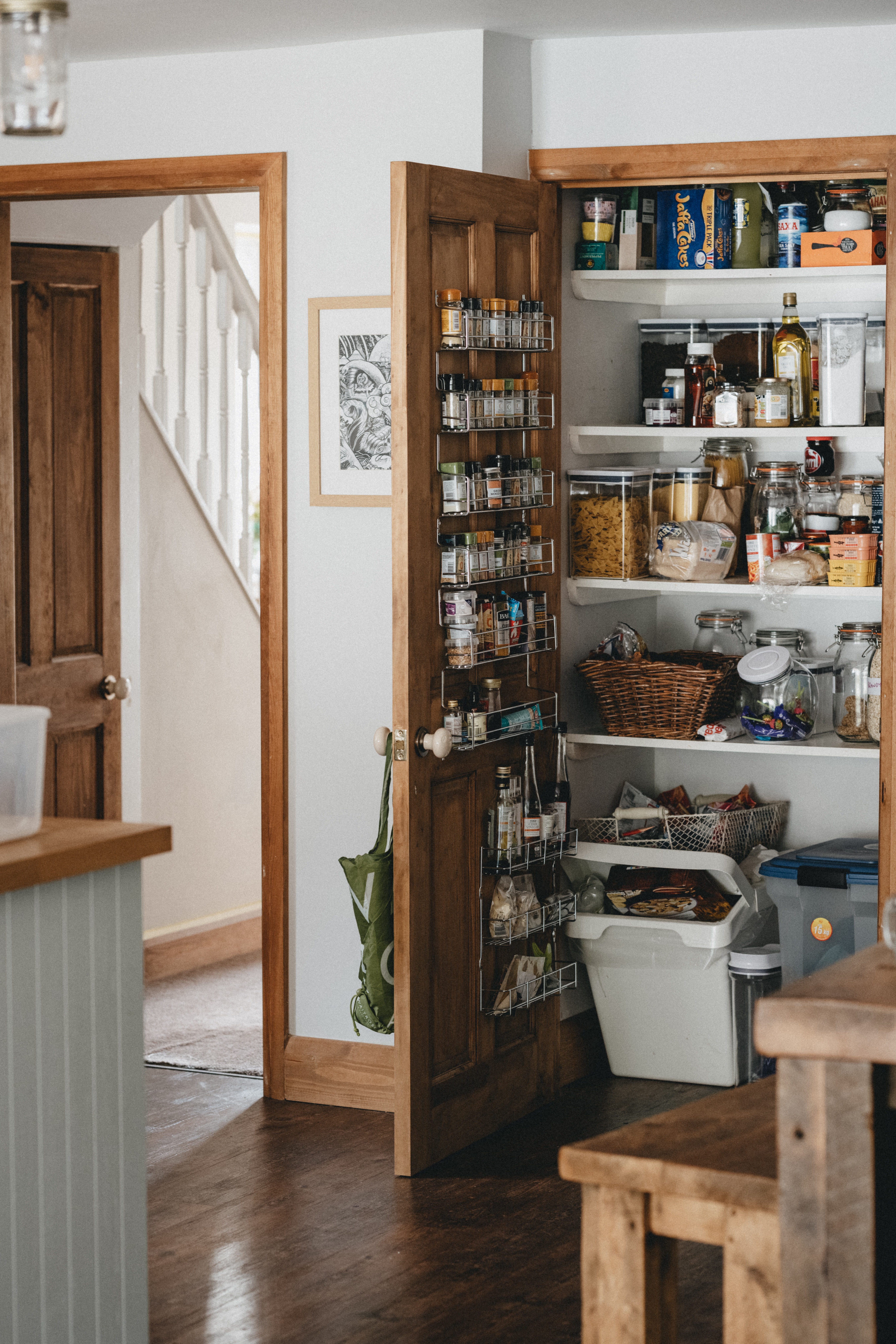 Virtual Program: Feasting from Your Pantry