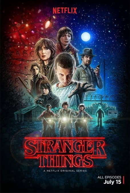 Netflix Watch Party: Stranger Things