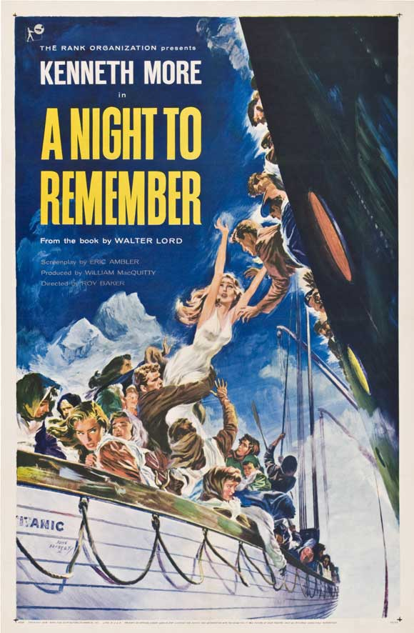 Film Series: A Night To Remember