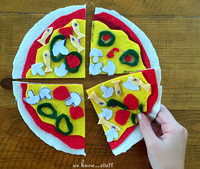 Pizza Storytime & Craft