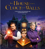 Family Movie:  The House with the Clock in its Walls