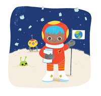 Little Astronauts Storytime