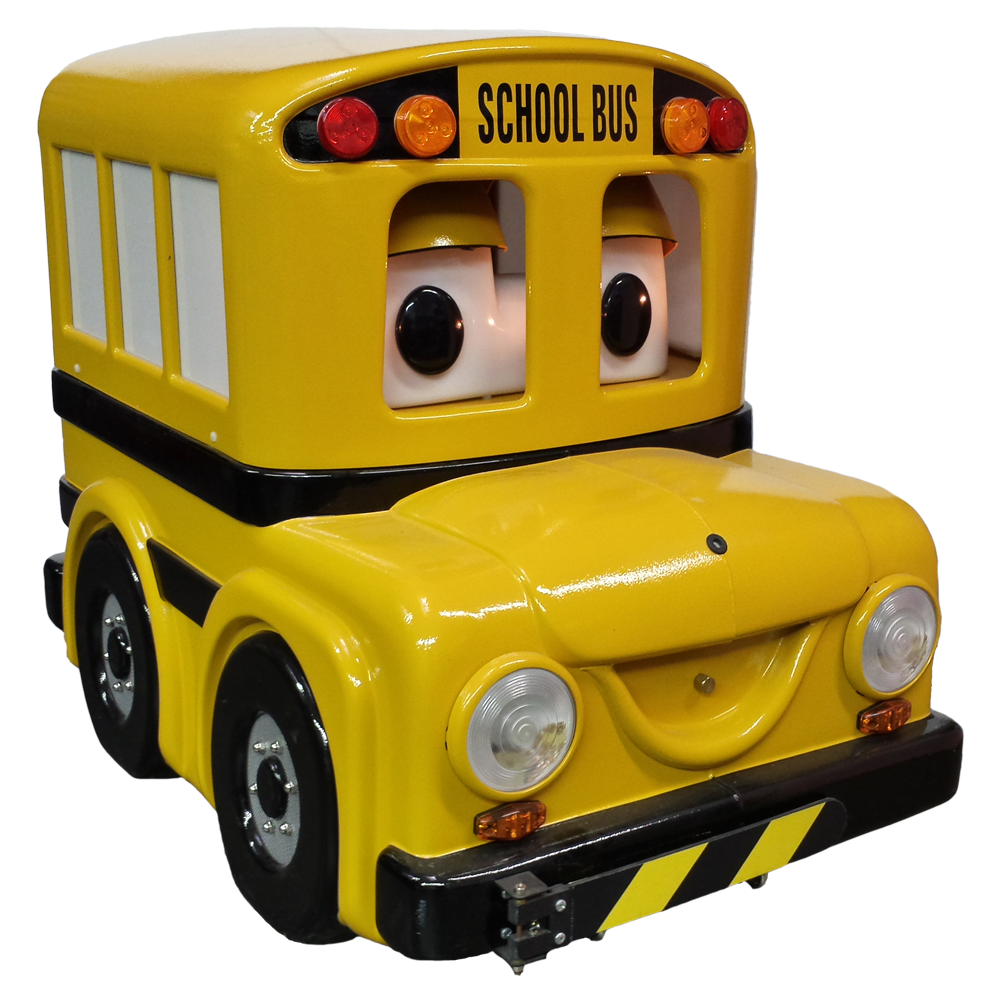 Buster the Teaching School Bus