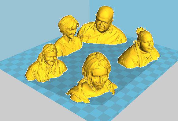 3D Ornaments for teens