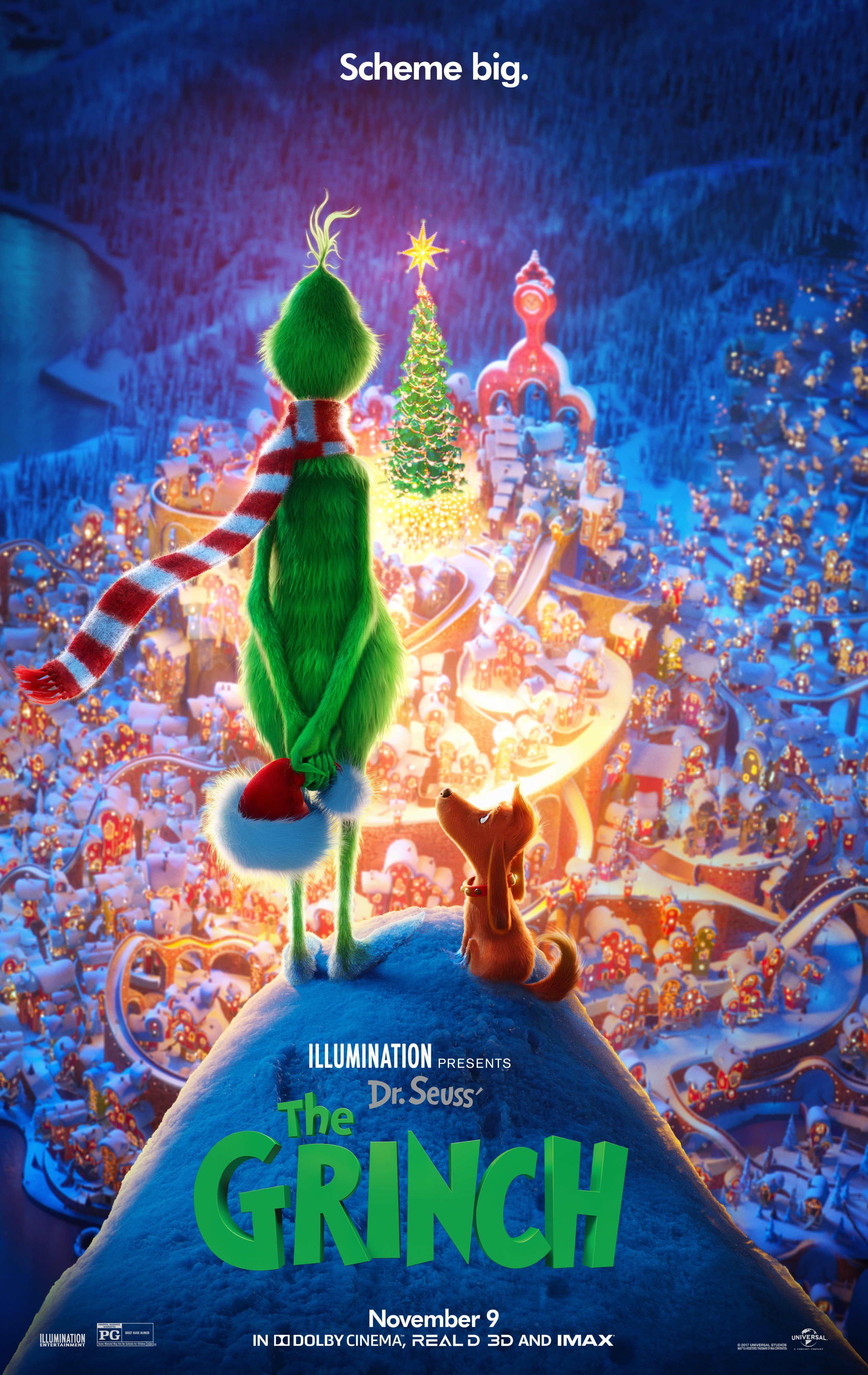 Family Movie: The Grinch