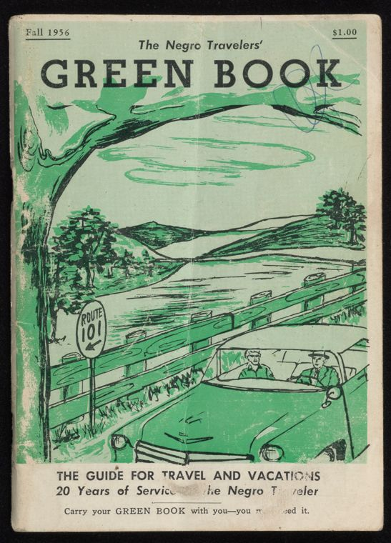 African-American Travel: Listings from The Negro Motorist's Green Book in Newport, RI