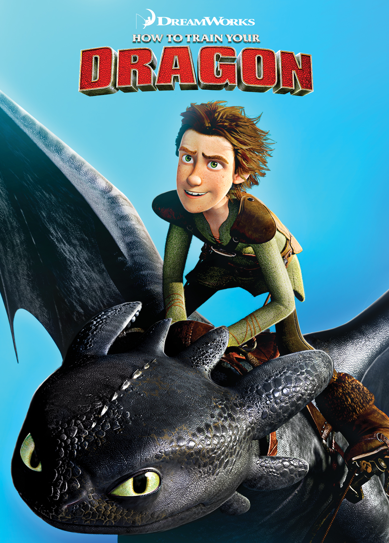 Family Movie: How to Train Your Dragon